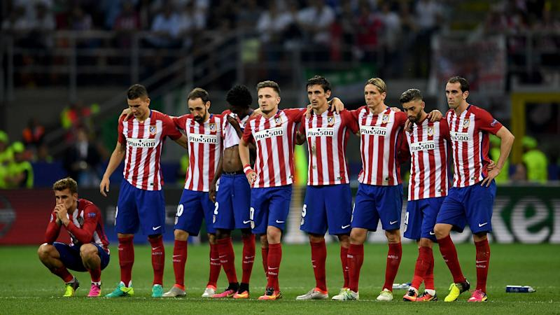 Atletico Madrid Real Champions League final