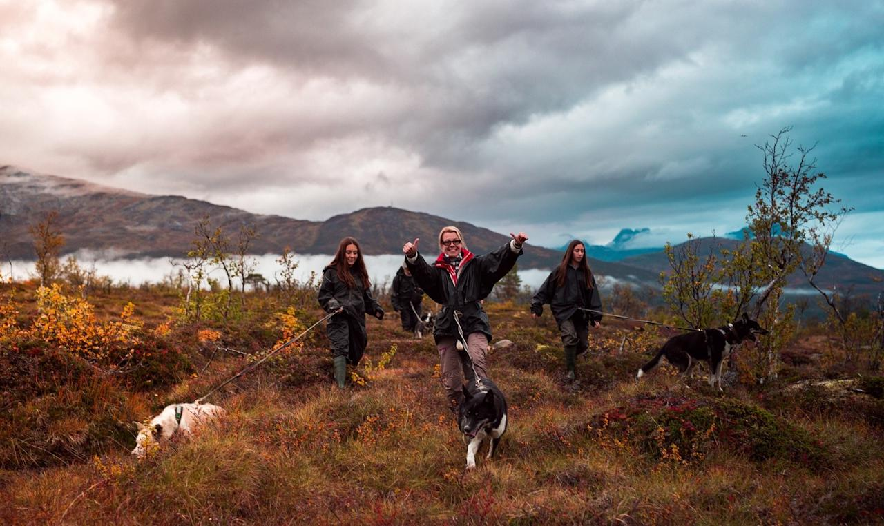 <p>Gear up for winter with a weekend Aurora camping. Warm yourself beside an open fire and watch the first Northern Lights of the year, play with the huskies, and sleep in a cozy Sami tent on a two-day trip with Much Better Adventures, from £185pp excluding flights. <em>[Photo: Much Better Adventures]</em> </p>