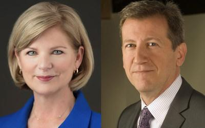 The J-Talks Live on November 12th features Joy Malbon, Washington bureau chief for CTV National News, and Paul Hunter, a CBC News Washington correspondent, on what comes next after of the most divisive U.S. election of our time. (CNW Group/Canadian Journalism Foundation)