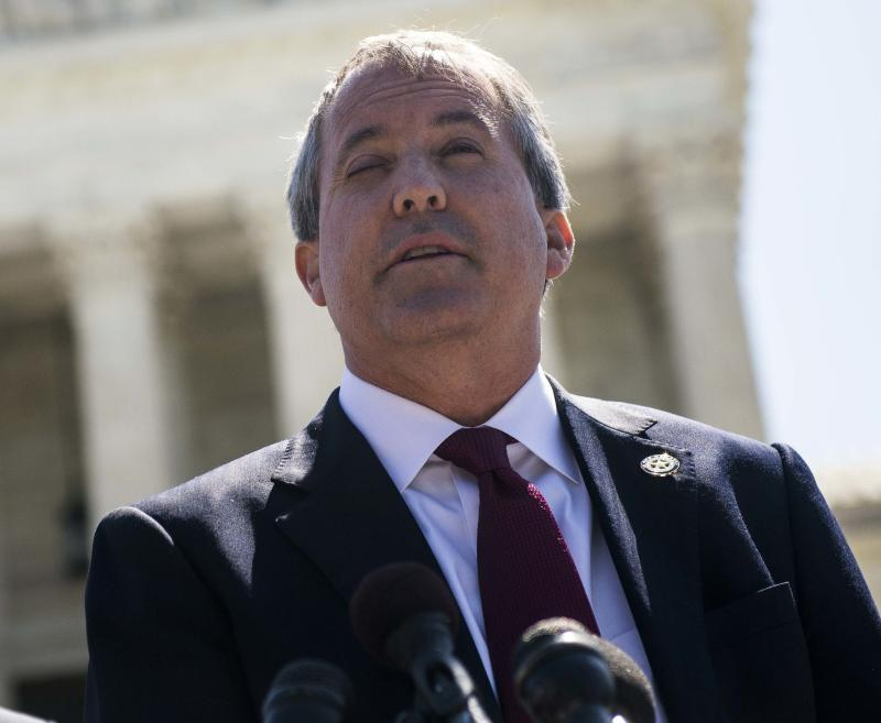 In the wake of a deadly massacre, Texas Attorney General Ken Paxton is calling for more armed security in churches and for allowing parishioners to carry concealed weapons into houses of worship.