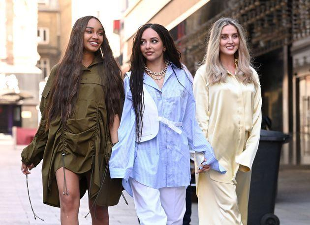 Little Mix pictured out together in April (Photo: Karwai Tang via Getty Images)