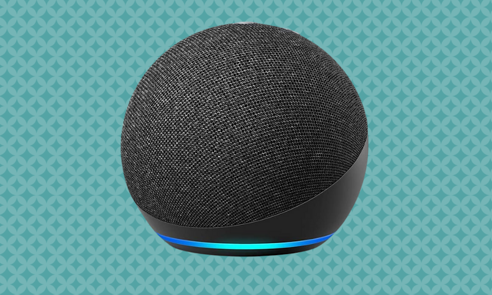 Nab an Echo Dot for just $29 today. (Photo: Amazon)