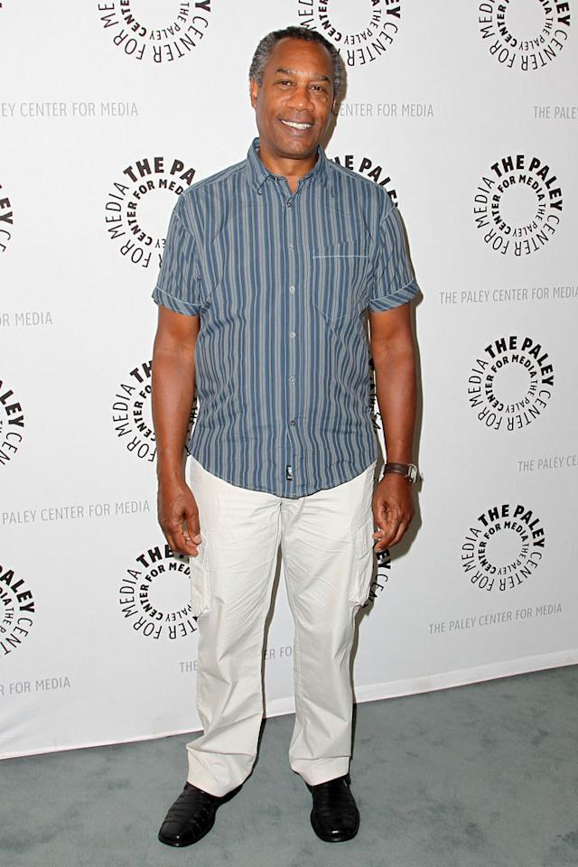 "Joe Morton attends the The Paley Center For Media Presents An Evening With Syfy's ""Eureka"" at The Paley Center for Media on July 9, 2012 in Beverly Hills, California."