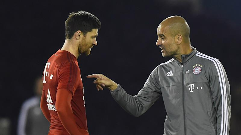 Alonso: I left Real Madrid because of Guardiola