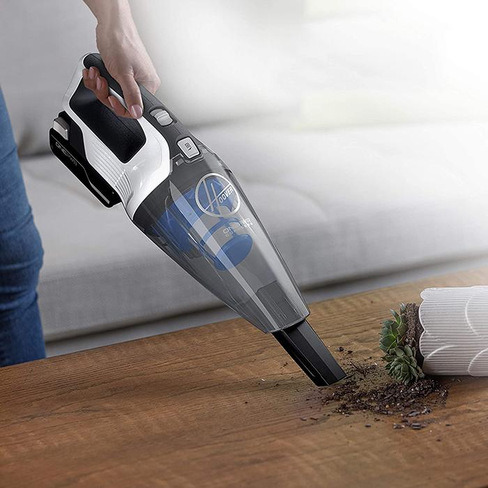 This vacuum is super lightweight, so you won't hate toting it from room to room. (Photo: Amazon)