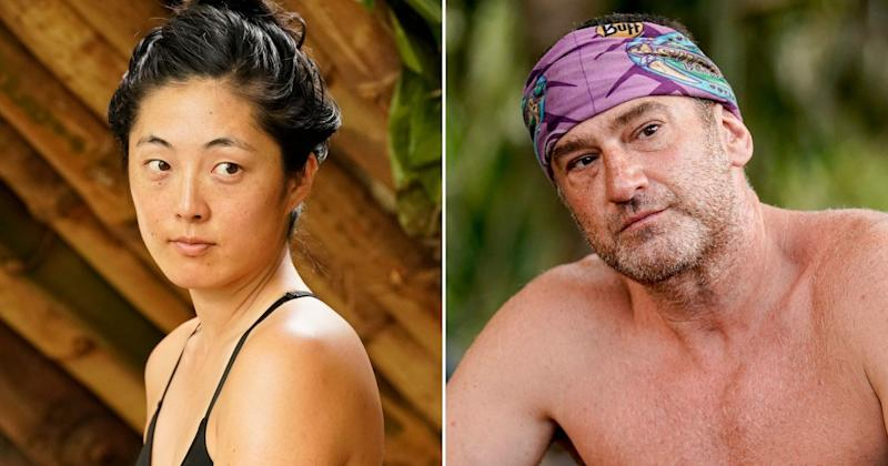 Kellee Kim responds to Dan Spilo's ouster from Survivor after inappropriate touching