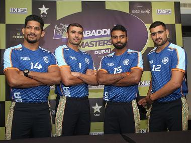 Kabaddi Masters Dubai: Ajay Thakur-led India's all-round superiority makes them clear favourites to win title