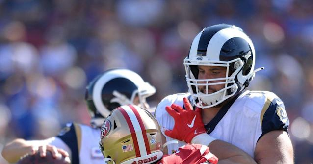 POLL: Does Los Angeles Rams RT Rob Havenstein get his job back as soon as he's healthy?