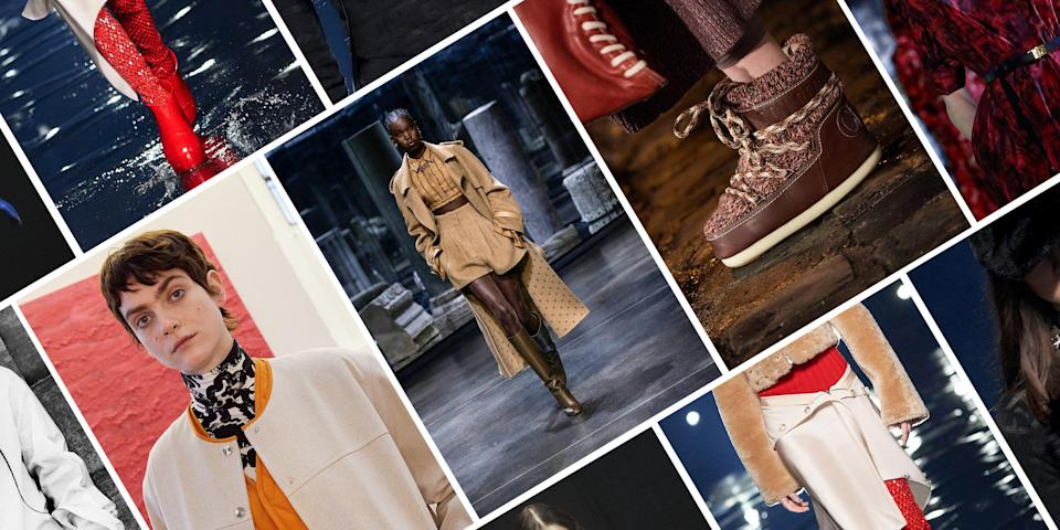 <p>While investing in new pieces can feel like a true refresh, the runways are also a source of endless styling inspiration for the items you may already have in your closet. And the Fall catwalks were a veritable treasure trove of ideas. From inspired layering to new pairings and color and pattern combos you may never have considered before—see 12 ideas worth embracing and shop the pieces you may not have yet to achieve them. </p>