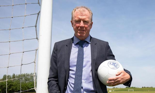 QPR appoint Steve McClaren as new manager on two-year contract