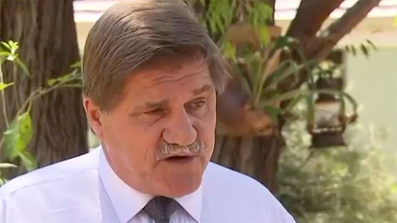 Principal of Busselton's Georgiana Molloy Anglican School Ted Kosicki has written to parents, saying he found some of the material abhorrent. Source: 7 News
