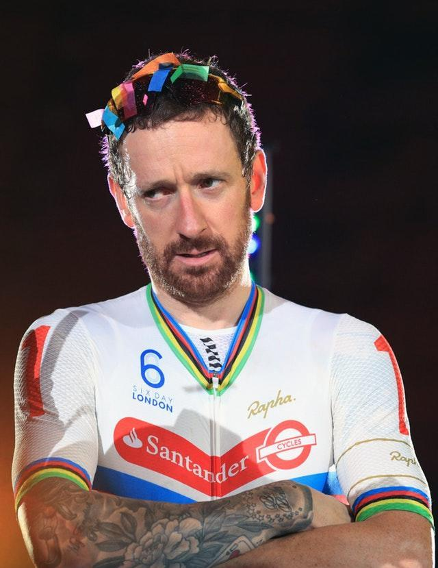 Sir Bradley Wiggins defended his use of a powerful steroid for medical reasons (Adam Davy/PA Images)
