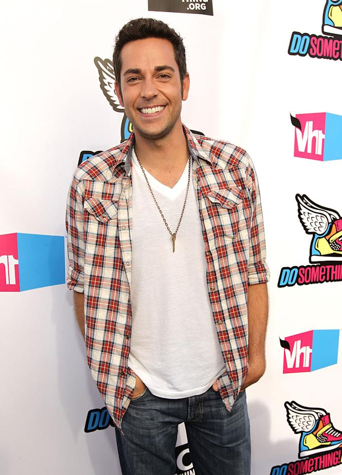 """Zachary Levi (""""Chuck"""") turns 31. Christopher Polk/<a href=""""http://www.gettyimages.com/"""" target=""""new"""">GettyImages.com</a> - August 14, 2011"""
