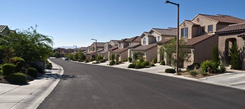 Home Values Are Rising in Nevada