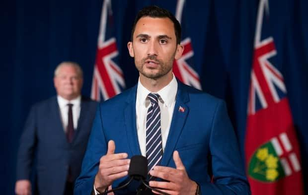 Ontario Minister of Education Stephen Lecce said in July 2020 that the province would end streaming, which forcues students to choose between