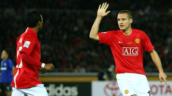 Gamba Osaka v Manchester United - FIFA Club World Cup 2008