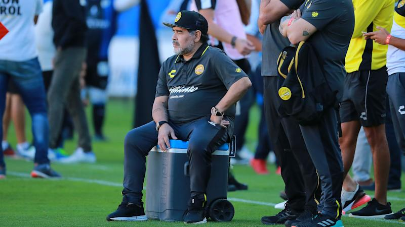 Maradona to Gimnasia: The Argentina icon's chaotic coaching career