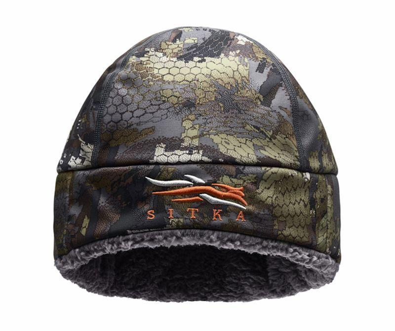 """<p><strong>SITKA Gear</strong></p><p>amazon.com</p><p><strong>$79.00</strong></p><p><a href=""""https://www.amazon.com/dp/B01B6QWK86?tag=syn-yahoo-20&ascsubtag=%5Bartid%7C10060.g.35567198%5Bsrc%7Cyahoo-us"""" rel=""""nofollow noopener"""" target=""""_blank"""" data-ylk=""""slk:Buy Now"""" class=""""link rapid-noclick-resp"""">Buy Now</a></p><p><a href=""""https://www.amazon.com/Carhartt-Mens-Cuffed-Beanie-Tarmac/dp/B08BG7GXYP?tag=syn-yahoo-20&ascsubtag=%5Bartid%7C10060.g.35567198%5Bsrc%7Cyahoo-us"""" rel=""""nofollow noopener"""" target=""""_blank"""" data-ylk=""""slk:A cheap Carhartt camo beanie"""" class=""""link rapid-noclick-resp"""">A cheap Carhartt camo beanie</a> will, in most cases, do the trick to keep your ears and head from freezing in cold weather. For the other times, when the weather turns straight-up evil, you want something like Sitka's Boreal Beanie, with a fully windproof Gore-Tex shell and 60-gram Primaloft insulation. Sitka doesn't claim the Boreal is waterproof, but I can't recall my head ever getting soaked in one.</p>"""