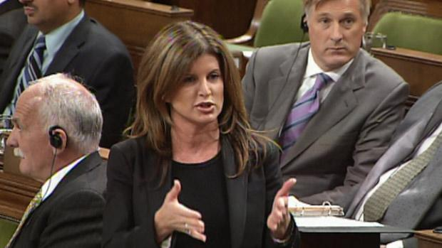 Public Works Minister Rona Ambrose says her government never promised $92 million for the new Royal Alberta Museum.