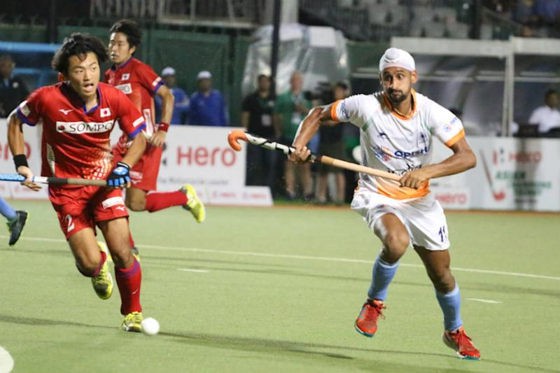 Asian Champions Trophy: India Blank Asian Games Gold Medallists Japan 9-0