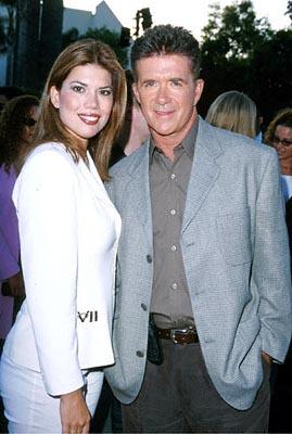 "Premiere: <a href=""/movie/contributor/1800018943"">Alan Thicke</a> with a galpal at the Hollywood premiere of Paramount's <a href=""/movie/1800444935/info"">The Original Kings of Comedy</a> - 8/10/2000<br><font size=""-1"">Photo by <a href=""http://www.wireimage.com"">Steve Granitz/wireimage.com</a></font>"