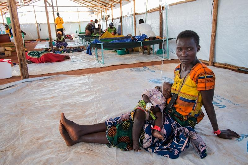 The UN health agency said that from August through Wednesday October 21, 4,922 cases of cholera had been tallied in 12 regions of Tanzania, and 74 deaths