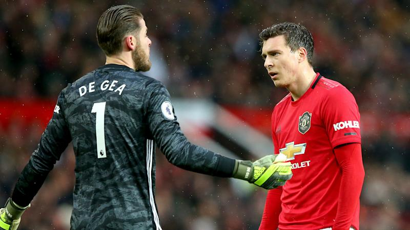 'Manchester United must be ruthless with Lindelof and De Gea' – Neville wants centre-half and keeper clarity
