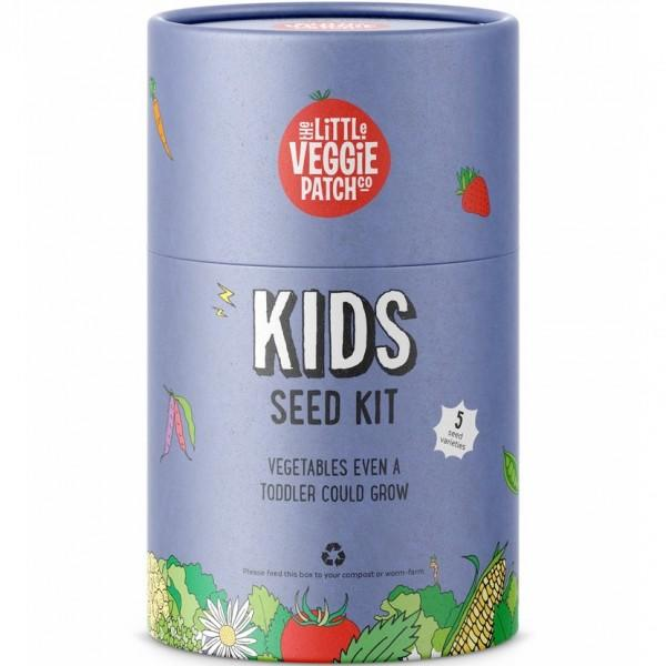 The Little Veggie Patch Co. Kids Seed Kit, $30 from Biome Eco Stores