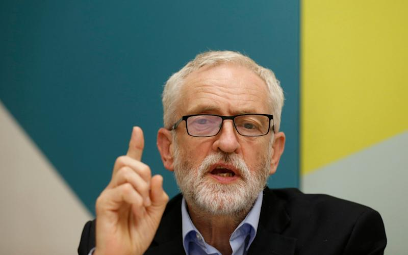 The Islamic Human Rights Commission (IHRC) is supported by Jeremy Corbyn - Getty Images Europe