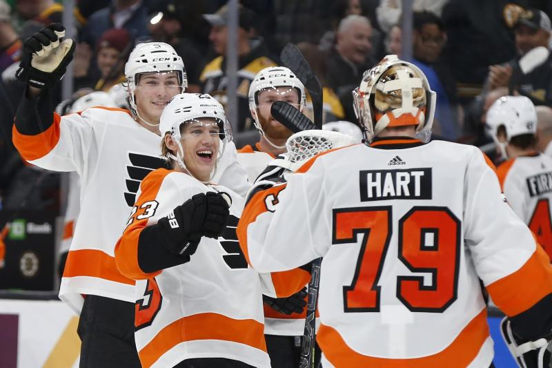 Lindblom likely out for season for Flyers, will undergo cancer treatment