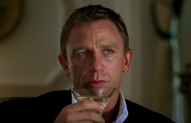Daniel Craig in 'Casino Royale' (MGM/Sony)