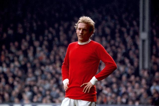 Denis Law was worried about heading the ball during his playing career