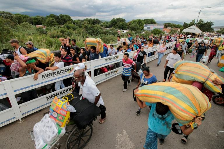 More than 4.5 million people have left Venezuela, which is in the midst of its worst economic and social crisis in recent history