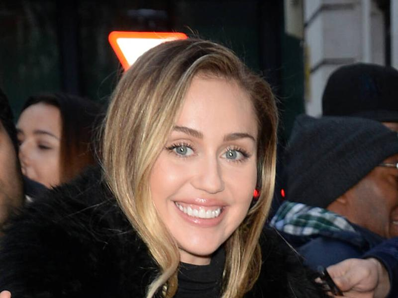 Stevie Nicks gives Miley Cyrus permission to 'borrow' from her 'anytime'