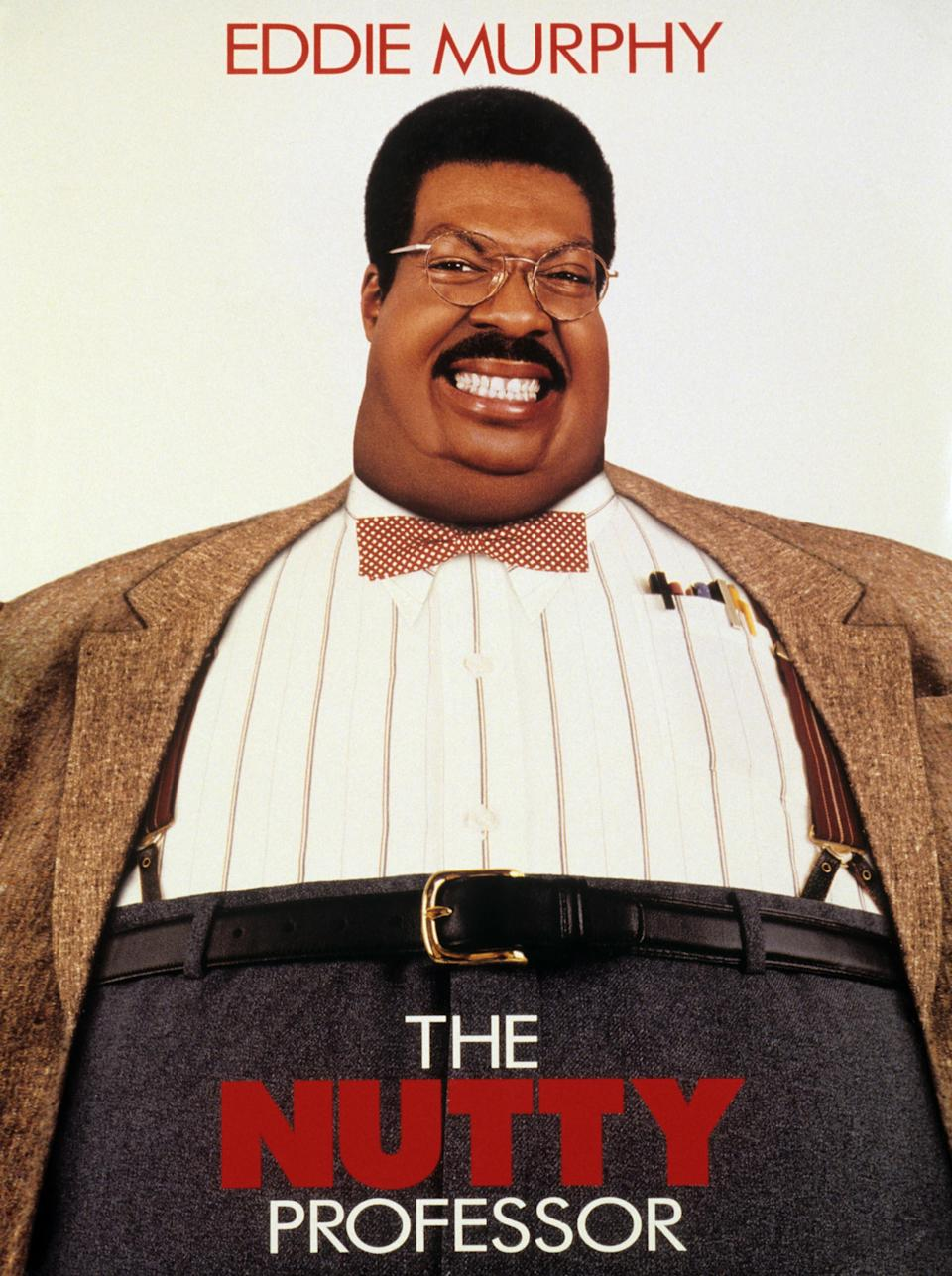 Eddie Murphy in the poster for the film