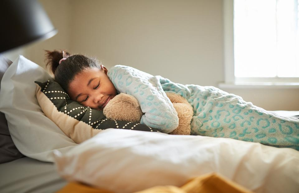 A new study links frequent snoring in children with structural brain changes. (Photo: AJ_Watt via Getty Images)