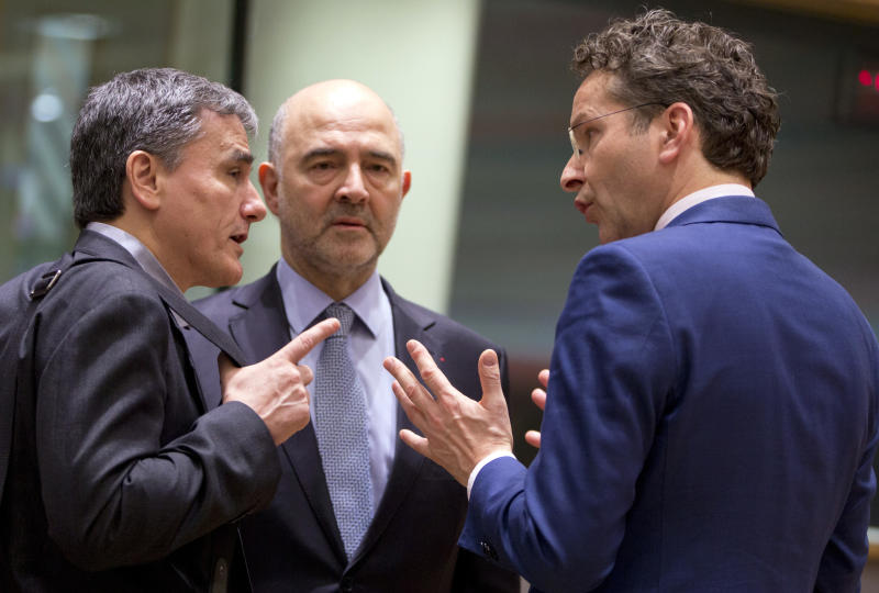 Greece, creditors stepping up talks as debt deadline looms