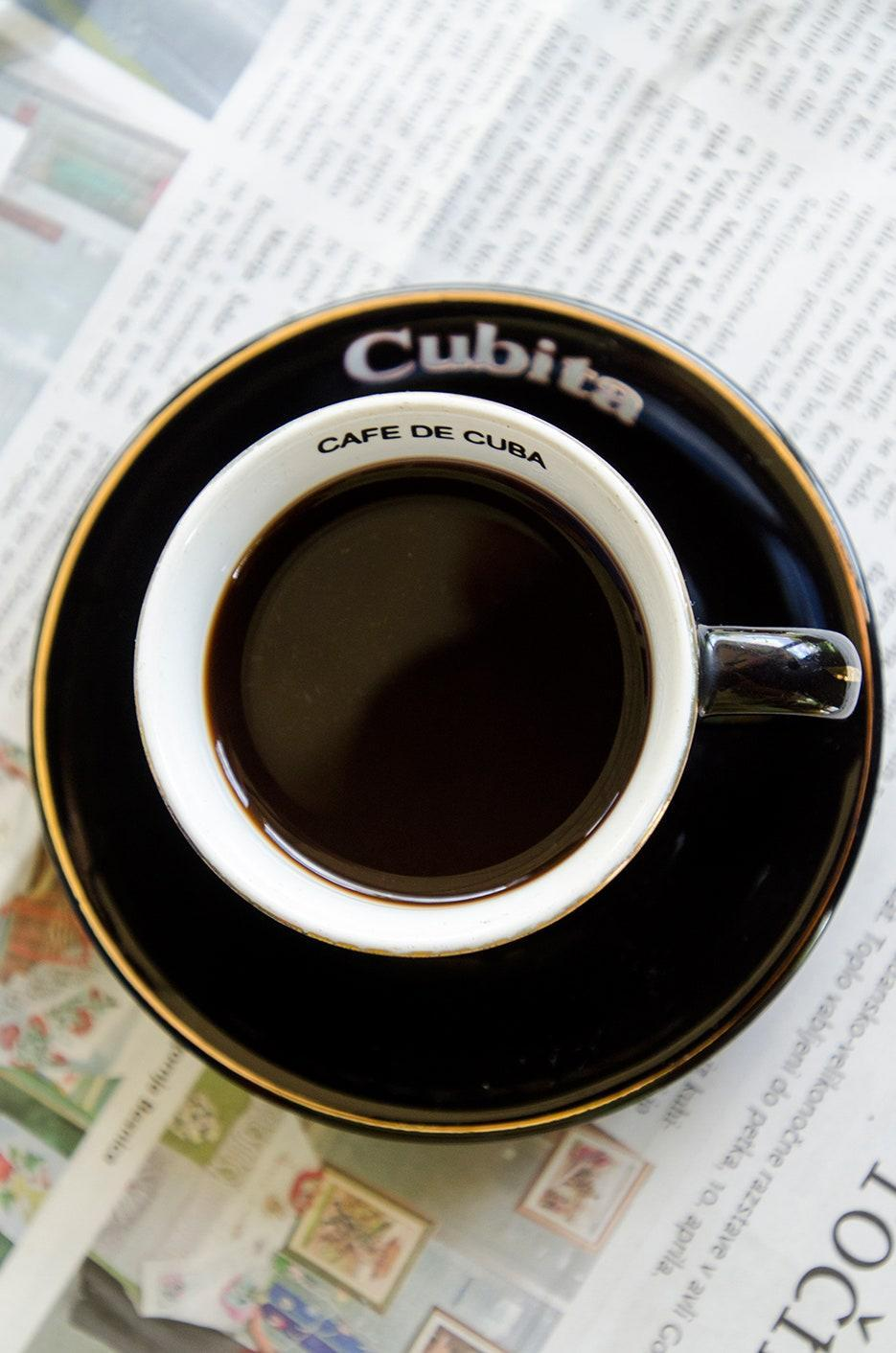 """<p>Unlike the Italians, Cubans like their coffee sweet, very sweet. In a Café Cubano, espresso is brewed directly onto sugar or the sugar itself is combined with grounds prior to brewing. Cap it off with steamed milk to make it a cortadito (not unlike a cortado, but sweeter.) You can find Café Cubanos in places with Cuban American communities, like <a href=""""https://www.cntraveler.com/destinations/miami?mbid=synd_yahoo_rss"""" rel=""""nofollow noopener"""" target=""""_blank"""" data-ylk=""""slk:Miami"""" class=""""link rapid-noclick-resp"""">Miami</a>, Tampa, and the <a href=""""https://www.cntraveler.com/destinations/key-west?mbid=synd_yahoo_rss"""" rel=""""nofollow noopener"""" target=""""_blank"""" data-ylk=""""slk:Florida Keys."""" class=""""link rapid-noclick-resp"""">Florida Keys.</a></p> <p>Try it at home: <a href=""""https://amzn.to/2RKIn9c"""" rel=""""nofollow noopener"""" target=""""_blank"""" data-ylk=""""slk:$159 Flair Manual Espresso Maker at amazon.com"""" class=""""link rapid-noclick-resp"""">$159 Flair Manual Espresso Maker at amazon.com</a></p>"""