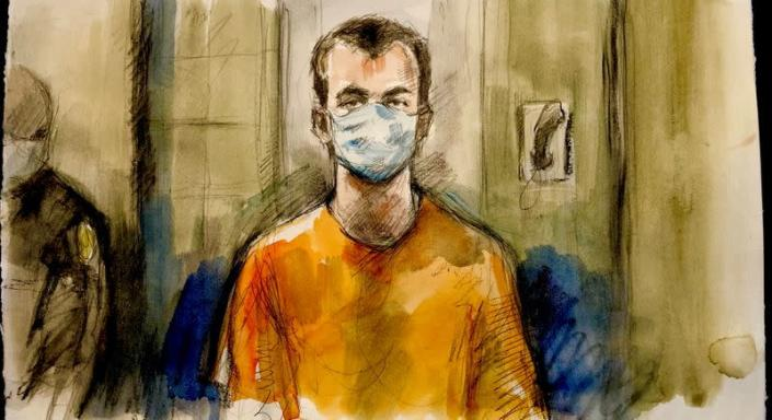 FILE PHOTO: Man accused of mowing down Canadian Muslim family appears in court