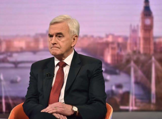 Former Labour shadow chancellor John McDonnell has been outspoken about Angela Rayner's sacking