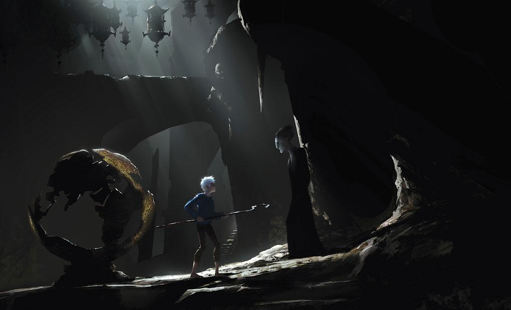 "DreamWorks' ""Rise of the Guardians"" - 2012"