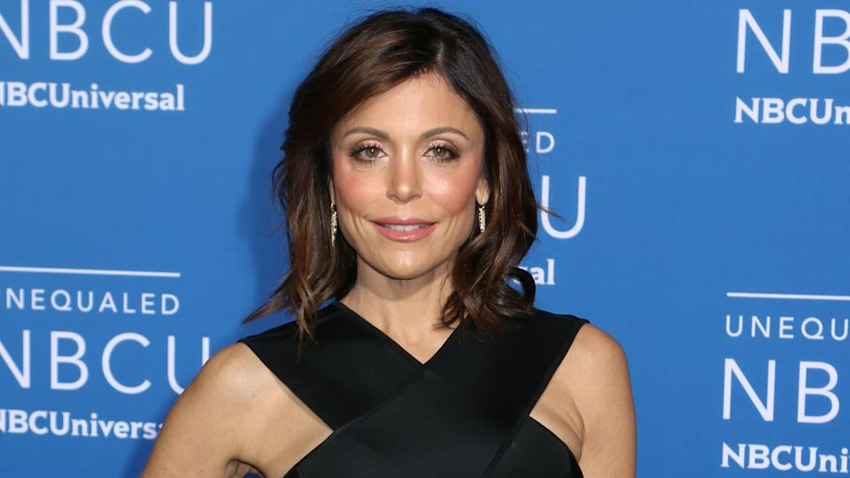 NEW YORK - MAY 15, 2017: Bethenny Frankel attends the 2017 NBCUniversal Upfront on May 15, 2017, in New York.