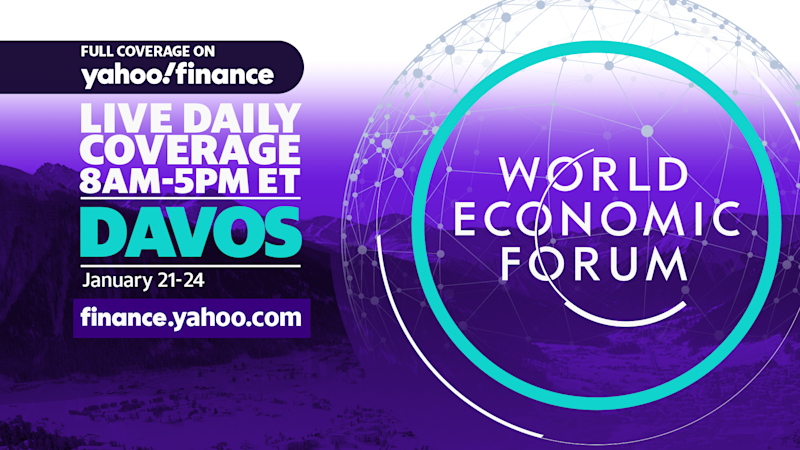 Yahoo Finance's live coverage of the World Economic Forum in Davos, Switzerland.