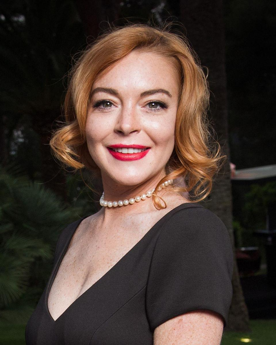 """<p>Before she was to appear on a Russian talk show, Lohan sent a list of demands, one of which included <a href=""""http://www.dailymail.co.uk/wires/afp/article-3752784/Lindsay-Lohan-wants-meet-Putin-Russian-TV-host-says.html"""" rel=""""nofollow noopener"""" target=""""_blank"""" data-ylk=""""slk:meeting Russian President Vladimir Putin"""" class=""""link rapid-noclick-resp"""">meeting Russian President Vladimir Putin</a>. She also requested she be given a one-year visa, private jet, and $650,000 for her appearance on the show.</p>"""