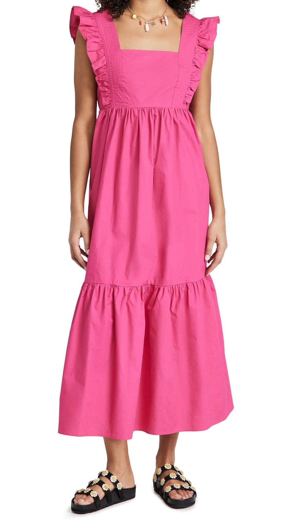 """<h2>Savings On Select Apparel from Shopbop Brands</h2><br>Our favorite destination for summer dresses and accessories is offering some tempting discounts on fluttery, warm-weather-ready options from Free People and ASTR The Label.<br><br><em>Shop Shopbop-curated dresses at <strong><a href=""""https://amzn.to/3gTBPAU"""" rel=""""nofollow noopener"""" target=""""_blank"""" data-ylk=""""slk:Amazon"""" class=""""link rapid-noclick-resp"""">Amazon</a></strong></em><br><br><strong>OPT</strong> Passion Dress, $, available at <a href=""""https://amzn.to/3gZYU54"""" rel=""""nofollow noopener"""" target=""""_blank"""" data-ylk=""""slk:Amazon"""" class=""""link rapid-noclick-resp"""">Amazon</a>"""