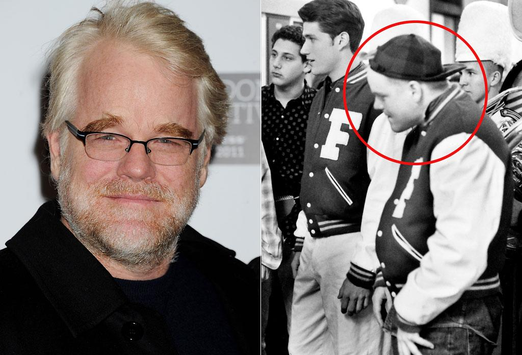 <b>'My Boyfriend's Back'</b><br>Yes, even Oscar winner -- and 2013 nominee -- Philip Seymour Hoffman couldn't evade an early career stinker. He appeared in a 1993 teen horror-comedy in which the prettiest girl in school falls in love with her recently-deceased boyfriend who comes back from the dead.