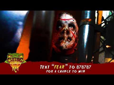 """<p><strong>Location: </strong>Fort Worth, TX<br><strong>General admission price:</strong> Not listed </p><p>So named for its location in a former meatpacking plant, Cutting Edge has <a href=""""https://www.onlyinyourstate.com/texas/terrifying-haunted-house-tx/"""" rel=""""nofollow noopener"""" target=""""_blank"""" data-ylk=""""slk:made the Guinness Book of World Records"""" class=""""link rapid-noclick-resp"""">made the Guinness Book of World Records</a> as the world's largest walk-through haunted attraction (everything really IS bigger in Texas). It'll take you about an hour to get through, and expect hanging butchered bodies, maniacs with chainsaws, and—well, we'll let their site say it: """"Beware: You'll receive ELECTRICAL SHOCKS. The floors are uneven; the slides are fast and dark; you WILL be enveloped by creeping fog and vapors."""" Did we mention there's a <a href=""""https://www.youtube.com/watch?v=Gs9eEGosK6U"""" rel=""""nofollow noopener"""" target=""""_blank"""" data-ylk=""""slk:ghostly drum corps"""" class=""""link rapid-noclick-resp"""">ghostly drum corps</a>?</p><p><a class=""""link rapid-noclick-resp"""" href=""""https://www.cuttingedgehauntedhouse.com/tickets-schedule/"""" rel=""""nofollow noopener"""" target=""""_blank"""" data-ylk=""""slk:Buy Tickets"""">Buy Tickets</a></p><p><a href=""""https://youtu.be/q5y0pokyS4U"""" rel=""""nofollow noopener"""" target=""""_blank"""" data-ylk=""""slk:See the original post on Youtube"""" class=""""link rapid-noclick-resp"""">See the original post on Youtube</a></p>"""