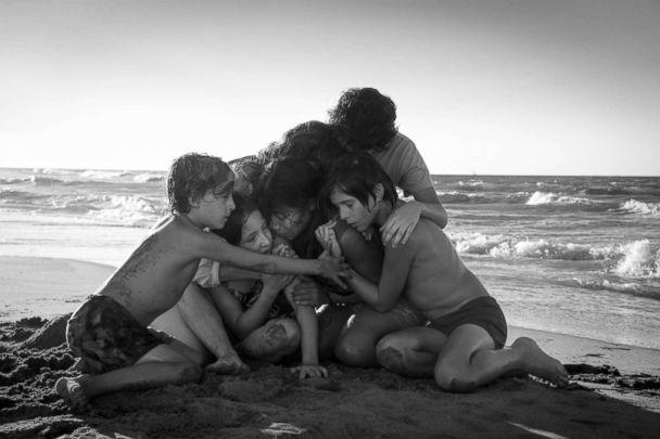 PHOTO: A scene from 'Roma.' (Carlos Somonte/Netflix)