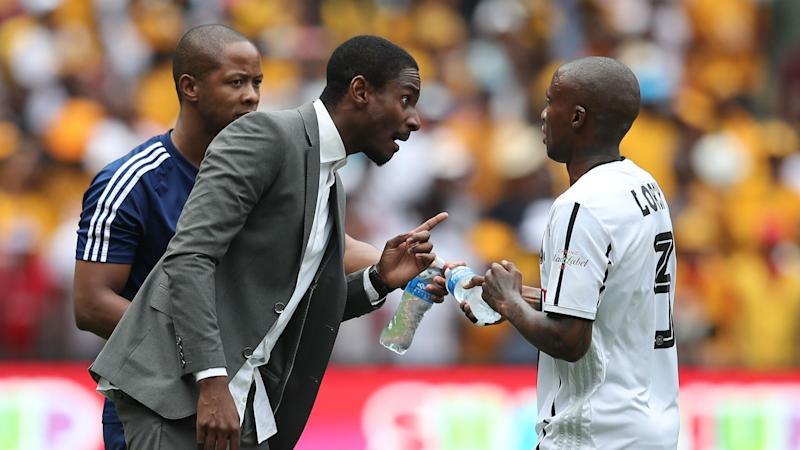 I don't control or talk about Orlando Pirates fans - Mokwena