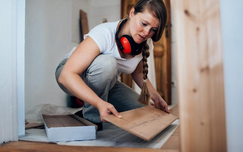 Millenials are worse at DIY than the generation behind them study finds - Getty Images Contributor